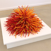Bean Finneran - Red and orange dome