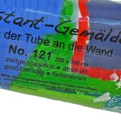 Barbara Storck-Brundrett - Tube #347 (Instant-Gemälde No. 121)