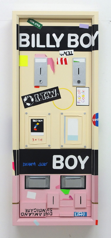 "Marion Eichmann: ""Billy Boy"" (2019)"