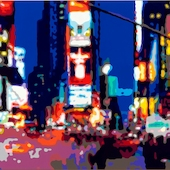 Konrad Winter - NY Times Square