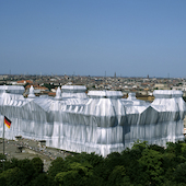 Wolfgang Volz - Wrapped Reichstag