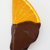 Peter Anton - chocolate dipped orange